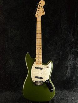 品牌新的挡泥板墨西哥野马-橄榄-[挡泥板墨西哥],[野马] [橄榄色、 绿色,绿色,绿色] [电吉他、 电吉他]