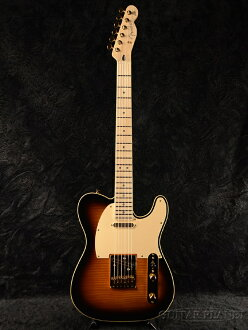Fender Japan Exclusive Ritchie Kotzen Telecaster BS(老型号:TLR-RK)ritchikottsuemmoderu新货2调子太阳爆裂[挡泥板][日本][terekyasuta][Sunburst][Electric Guitar,电子吉他]