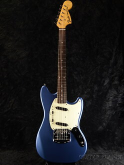 Fender Japan Exclusive Classic 70 s Mustang OLB (old-:MG69) brand new with old Lake Placid blue [fenders], [Japan] [Mustang] [Old Lake Placid Blue, Blue] [Electric Guitar, electric guitars]