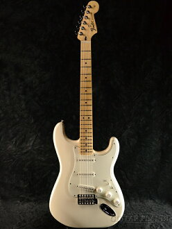 Fender Mexico Standard Stratocaster-Arctic White-新貨[擋泥板墨西哥][標準][sutoratokyasuta][akutikkuhowaito,白][Electric Guitar,電子吉他]