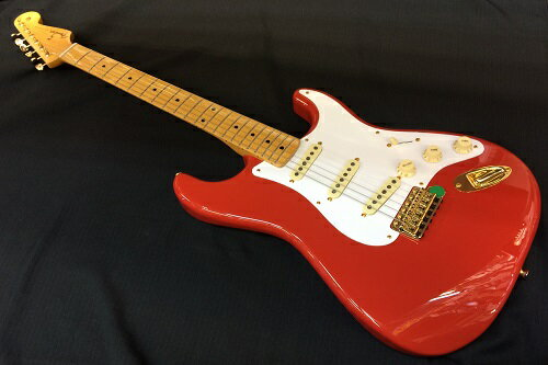 Fender Mexico LIMITED EDITION CLASSIC SERIES '50s STRATOCASTER Fiesta Red 新品[フェンダー][ストラトキャスター][フィエスタレッド,赤][Electric Guitar,エレキギター]