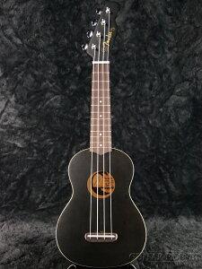 Fender Venice Soprano Ukulele Black 新品 ソプラノウクレレ[フェンダー][Mahogany,マホガニー][ブラック,黒]