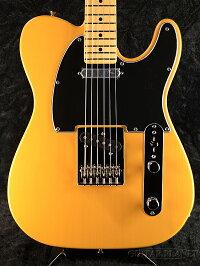 FenderMexicoPlayerTelecaster-ButterscotchBlonde/Maple-新品【期間限定FE610プレゼント!!】[フェンダー][プレイヤー][バタースコッチブロンド,黄,木目][テレキャスター][ElectricGuitar,エレキギター]