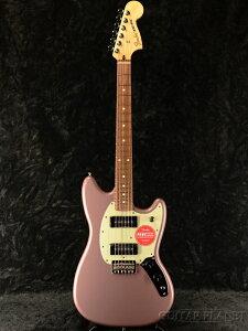 Fender Mexico Player Mustang 90 -Burgundy Mist Metallic- 新品[フェンダー][プレイヤー][バーガンディミストメタリック][ムスタング][Electric Guitar,エレキギター]