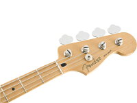 FenderPlayerJazzBass-Buttercream/Maple-新品[フェンダーメキシコ][プレイヤー][ジャズベース,JB][バタークリーム,ベージュ][メイプル][エレキベース,ElectricBass]