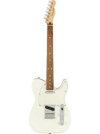Fender Player Telecaster PWT/Pau Ferro 新品[フェンダー][プレイヤー][Polar White,ホワイト,白][テレキャスター][Electric Guitar,エレキギター]