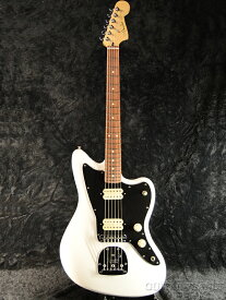 Fender Mexico Player Jazzmaster PF -Polar White- 新品[フェンダー][プレイヤー][ポラールホワイト,白][ジャズマスター][Electric Guitar,エレキギター]