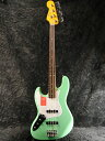 Fender Made In Japan Traditional 60s Jazz Bass Left-Hand Surf Green 新品《レビューを書いて特典プレゼント!!》[フェンダージャパ…