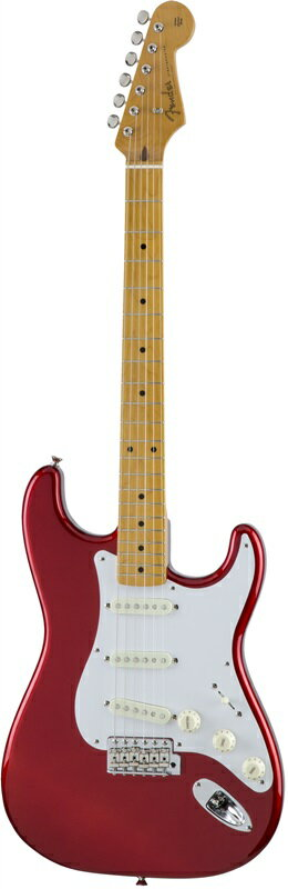 Fender Made In Japan Traditional 50s Stratocaster Candy Apple Red 新品《レビューを書いて特典プレゼント!!》[フェンダージャパン][トラディショナル][キャンディアップルレッド,赤][ストラトキャスター][Electric Guitar,エレキギター]