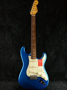Fender Made In Japan Traditional 60s Stratocaster Candy Blue 新品 《レビューを書いて特典プレゼント!!》[フェンダージャパン][トラディショナル][キャンディブルー,青][ストラトキャスター][Electric Guitar,エ