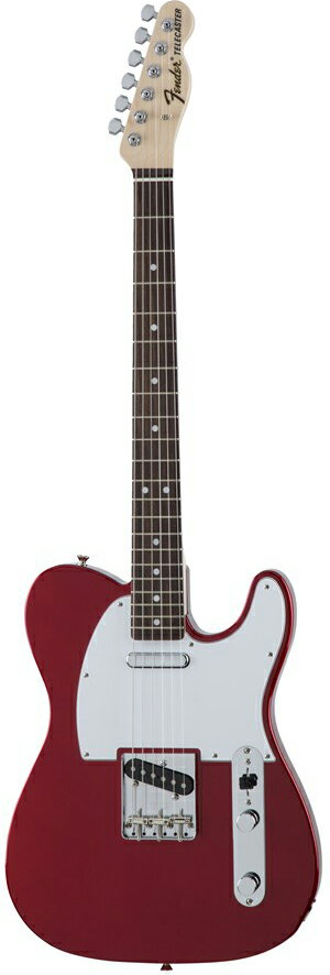 Fender Made In Japan Traditional 70s Telecaster ASH Candy Apple Red 新品 《レビューを書いて特典プレゼント!!》[フェンダージャパン][トラディショナル][キャンディアップルレッド,赤][テレキャスター][Electric Guitar,エレキギター]
