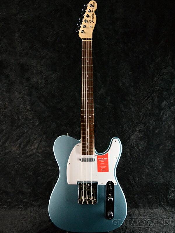 Fender Made In Japan Traditional 70s Telecaster Blue Ice Metallic 新品 《レビューを書いて特典プレゼント!!》[フェンダージャパン][トラディショナル][ブルーアイスメタリック,青][テレキャスター][Electric Guitar,エレキギター]