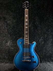 FUJIGEN EFL-FM EB 新品[フジゲン,富士弦,FgN][国産][Blue,ブルー,青][Les Paul,レスポールタイプ][エレキギター,Electric Guitar]