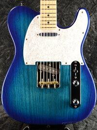 【カタログ外カラー】FgNNTL10MAHSBB新品[Fujigen,フジゲン,富士弦][国産][テレキャスタータイプ,Telecaster][Blue,ブルー,青][エレキギター,ElectricGuitar]