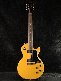 Gibson Les Paul Junior Special TV Yellow新货Japan Limited[吉布森][黄色,黄色][P90][小33转唱片Jr,莱斯·保罗特别][电子吉他,Electric Guitar]