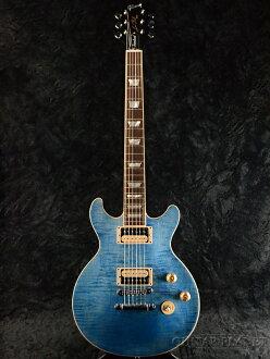 Brand new Gibson Les Paul Standard Double Cutaway Limited Ocean Blue Burst [Gibson], [Les Paul standard, [DC, double cutaway] [Ocean Blue burst, Blue] [Electric Guitar, electric guitars]