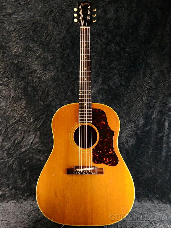 【中古】Gibson J-50 1963年製[ギブソン][ナチュラル][Acoustic Guitar,アコースティックギター,アコギ,Folk Guitar,フォークギター]【used_アコースティックギター】