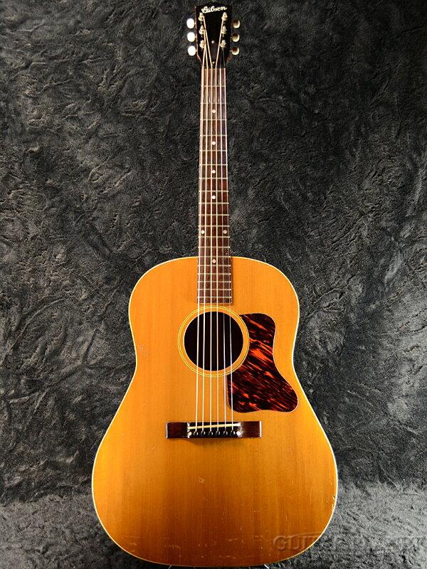【中古】Gibson J-35 1930年代製[ギブソン][Natural,ナチュラル,木目][Acoustic Guitar,アコースティックギター,アコギ,Folk Guitar,フォークギター][J35]【used_アコースティックギター】