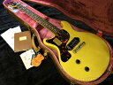 Gibson Custom Shop ~Limited Run~ 1958 Les Paul Junior Double Cutaway Lightly Aged ''Left Handed'' -TY Yellow- 新品[ギブソン][…