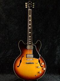 【送料無料】GibsonMemphisHistoricSeries1963ES-335TDVOSHistoricBurst#61070新品[ギブソン][メンフィス][サンバースト][セミアコ][ElectricGuitar,エレキギター][ES335]