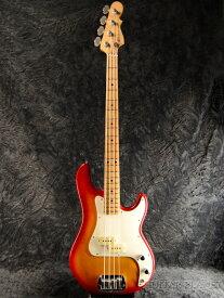 【中古】G&L LB-100 -Cherryburst-[Leo Fender,レオフェンダー][チェリーサンバースト][Precision Bass,プレシジョンベースタイプ,プレベ][Electric Bass,エレキベース][LB100]【used_ベース】