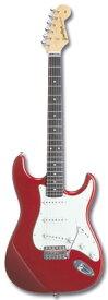 GrassRoots G-SE-50R 新品 キャンディアップルレッド[グラスルーツ][ESPブランド][Stratocaster,ストラトキャスタータイプ][Candy Apple Red,赤][Electric Guitar,エレキギター]