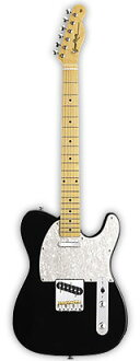 GrassRoots G-TE-40M brand new black [grassroots] the ESP brand Telecaster, Telecaster type Black, Black Electric Guitar, electric guitar