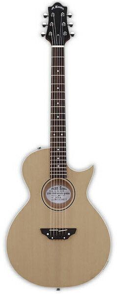 GrassRoots G-AC-50N Natural Satin 新品[グラスルーツ][ESPブランド][ナチュラル][Electric Acoustic Guitar,エレアコ,アコギ,アコースティックギター,Folk Guitar,フォークギター][GAC50N]