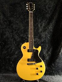 GrassRoots G-LS-57 新品 TV Yellow[グラスルーツ][ESPブランド][Les Paul Special,レスポールスペシャルタイプ][TVイエロー,黄色][Electric Guitar,エレキギター]