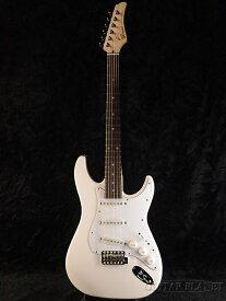 【ERNIE BALL4点セット付】Greco WS-STD Matt White/Rosewood 新品 [グレコ][国産][マットホワイト,白][Stratocaster,ST,ストラトキャスタータイプ][Electric Guitar,エレキギター]