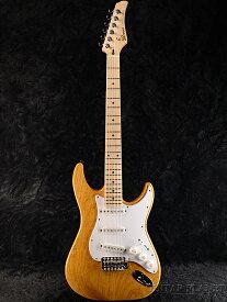 【ERNIE BALL4点セット付】【限定生産】Greco WS-STD/ASH Vintage Natural/Maple 新品[グレコ][国産][アッシュ][ヴィンテージナチュラル][Stratocaster,ストラトキャスタータイプ][Electric Guitar,エレキギター]