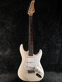 【ERNIE BALL4点セット付】Greco WS-STD White/Rosewood 新品 [グレコ][国産][ホワイト,白][Stratocaster,ST,ストラトキャスタータイプ][Electric Guitar,エレキギター]