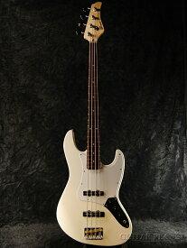 Greco WSB-STD Matt White/Rosewood 新品[グレコ][国産/日本製][Standard,スタンダード][マットホワイト,白][Jazz Bass,JB,ジャズベースタイプ][Electric Bass,エレキベース]