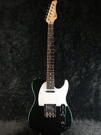 【ERNIE BALL4点セット付】Greco WST-STD Dark Green/Rosewood 新品[グレコ][国産][グリーン,緑][Telecaster,TL,テレキャスタータイプ][Electric Guitar,エレキギター]
