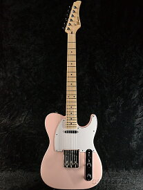 【ERNIE BALL4点セット付】Greco WST-STD Light Pink/Maple 新品[グレコ][国産][ライトピンク][Telecaster,TL,テレキャスタータイプ][Electric Guitar,エレキギター]