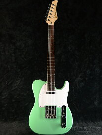 【ERNIE BALL4点セット付】Greco WST-STD Light Green/Rosewood 新品[グレコ][国産][グリーン,緑][Telecaster,TL,テレキャスタータイプ][Electric Guitar,エレキギター]