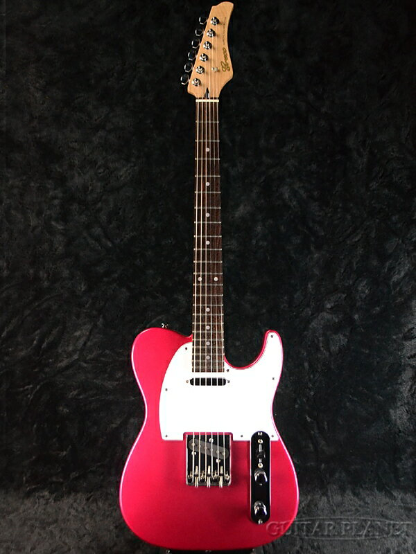 【ERNIE BALL4点セット付】Greco WST-STD Pearl Pink/Rosewood 新品[グレコ][国産][パールピンク][Telecaster,TL,テレキャスタータイプ][Electric Guitar,エレキギター]
