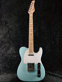 【ERNIE BALL4点セット付】Greco WST-STD Sky Blue/Maple 新品[グレコ][国産][スカイブルー,青,水色][Telecaster,TL,テレキャスタータイプ][Electric Guitar,エレキギター]