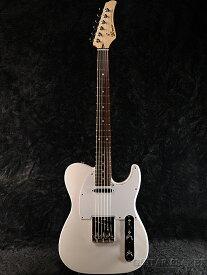 【ERNIE BALL4点セット付】Greco WST-STD MWH/Rosewood 新品[グレコ][国産][White,白][Telecaster,TL,テレキャスタータイプ][Electric Guitar,エレキギター]
