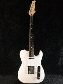 【ERNIE BALL4点セット付】Greco WST-STD White/Rosewood 新品[グレコ][国産][ホワイト,白][Telecaster,TL,テレキャスタータイプ][Electric Guitar,エレキギター]