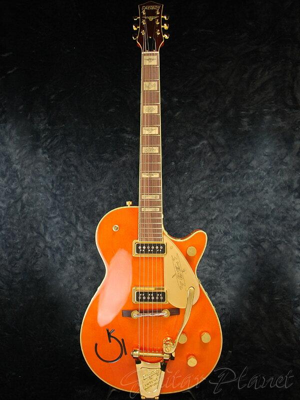 Gretsch 6121-1955 Chet Atkins Solid Body オレンジ 新品 [グレッチ][チェットアトキンス,ソリッドボディ][エレキギター,Electric Guitar][Orange]