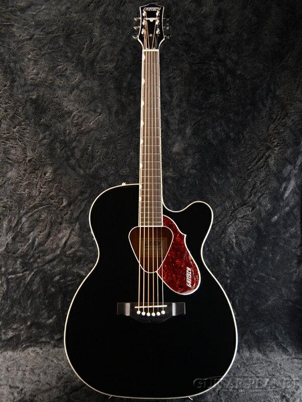 Gretsch G5013CE Rancher Jr. Black 新品[グレッチ][ランチャージュニア][ブラック,黒][Electric Acoustic Guitar,アコースティックギター,エレアコ]