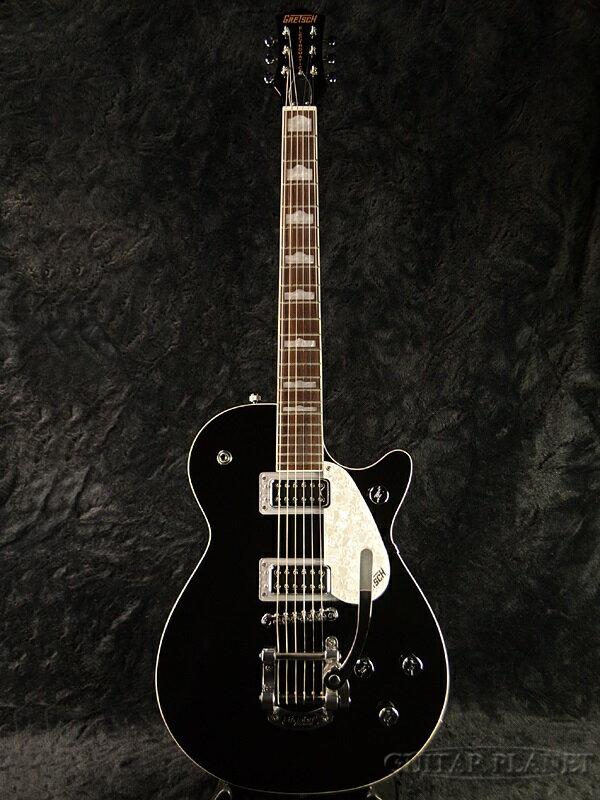 【アーニー弦3セット付】Electromatic by Gretsch G5435T Pro Jet w/Bigsby 新品[グレッチ][エレクトロマチック][プロジェット][ビグスビーアーム搭載][Black,ブラック,黒][Electric Guitar,エレキギター]