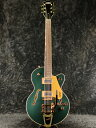 Gretsch G5655TG Electromatic Center Block Jr. Single-Cut with Bigsby Cadillac Green 新品[グレッチ][エレクトロマチック][キャデ…