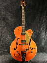 Gretsch G6120T-55 VS Vintage Select Edition '55 Chet Atkins 新品 -Western Orange Stain-[グレッチ][チェットアトキンス][オレンジ…