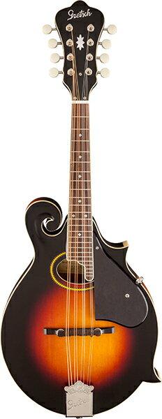 Gretsch G9350 Park Avenue F-Mandolin A/E 新品[グレッチ][パークアベニュー][FISHMANピックアップ搭載][マンドリン][G-9350]