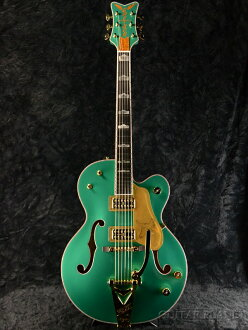 Gretsch G6136T-KFJR FSR Kenny Falcon Jr. 新货[guretchi][Ken Yokoyama,横山健][肯尼执政官小肯尼执政官][Early Summer Green,arisamagurin,绿][furuako/horou][Electric Guitar,电子吉他][G6136TKFJR]