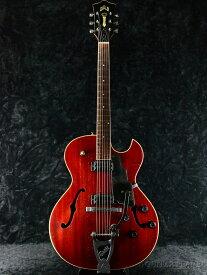 【Vintage】Guild Starfire III -Cherry- 1967年製[ギルド][スターファイア3][赤,Red,レッド][フルアコ]【中古,used_エレキギター】