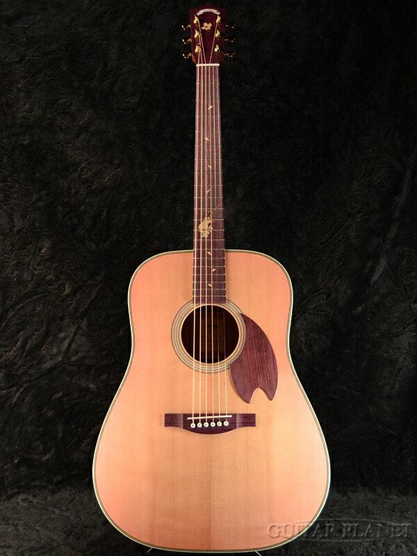 【楽器フェア出展個体!】Headway Standard Series HD-SAKURA/STD ~Sakura Pink Burst~ #S01026 新品[ヘッドウェイ][国産/日本製][桜][Acoustic Guitar,アコースティックギター,アコギ,Folk Guitar,フォークギター]