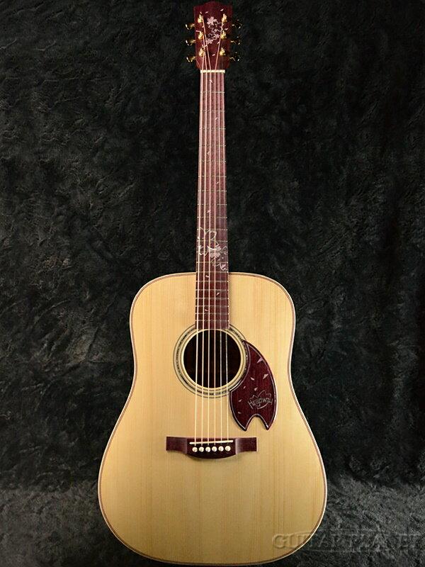 【限定10本】Headway Aska Team Build HD-SAKURA DX IV #A01625 新品[ヘッドウェイ][国産/日本製][椨桜(たぶざくら)][Acoustic Guitar,アコースティックギター,アコギ,Folk Guitar,フォークギター]